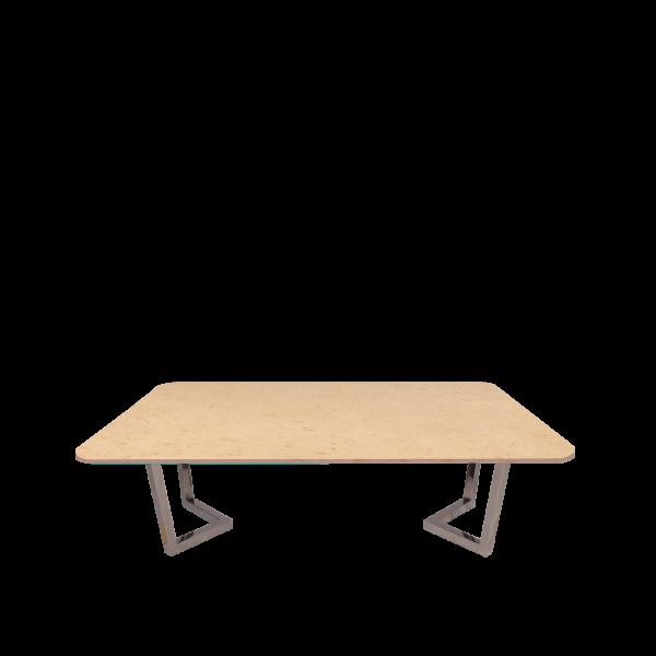 Honey-Beige-rectangular-marble-coffee-table-decasa-marble-1