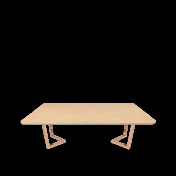 Honey-Beige-rectangular-marble-coffee-table-decasa-marble-2