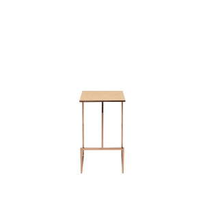 Honey-Beige-rectangular-marble-side-table-decasa-marble-1