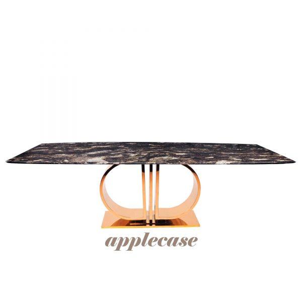 cosmic-silver-black-rectangular-granite-dining-table-8-to-10-pax-decasa-marble-2400x1100mm-artee-ss-applecase-rg