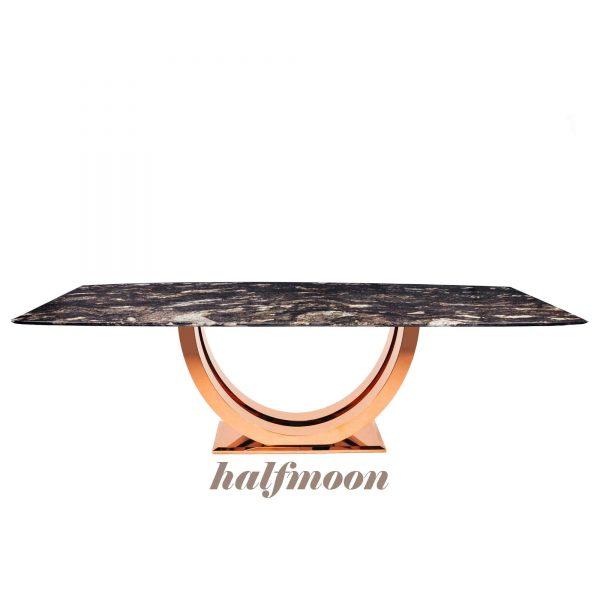 cosmic-silver-black-rectangular-granite-dining-table-8-to-10-pax-decasa-marble-2400x1100mm-artee-ss-halfmoon-rg