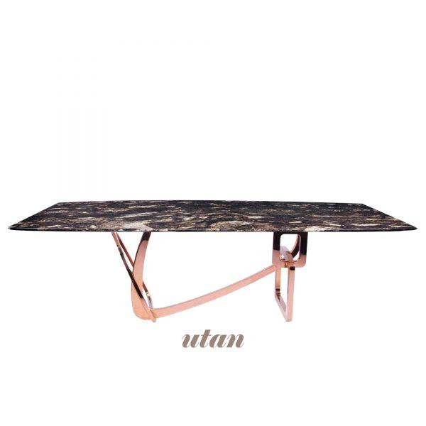 cosmic-silver-black-rectangular-granite-dining-table-8-to-10-pax-decasa-marble-2400x1100mm-artee-ss-utan-rg