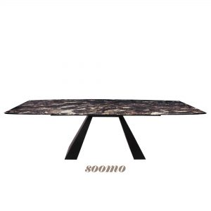 cosmic-silver-black-rectangular-granite-dining-table-8-to-10-pax-decasa-marble-2700x1100mm-artee-ss-soomo-ms