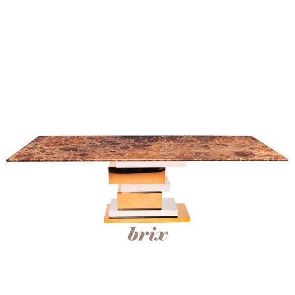 dark-emperador-dark-brown-rectangular-marble-dining-table-6-to-8-pax-decasa-marble-2100x1000mm-brix-ssrg
