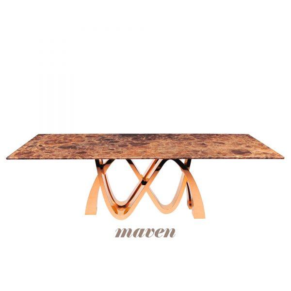 dark-emperador-dark-brown-rectangular-marble-dining-table-6-to-8-pax-decasa-marble-2100x1000mm-maven-rg