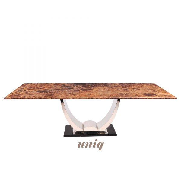 dark-emperador-dark-brown-rectangular-marble-dining-table-6-to-8-pax-decasa-marble-2100x1000mm-uniq-ss