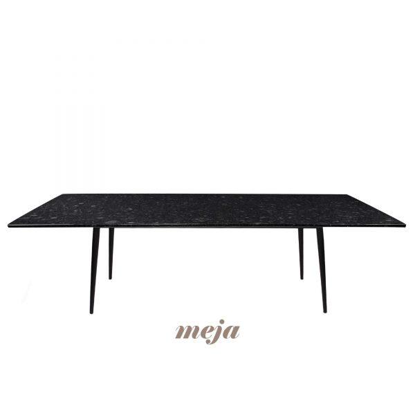 galatica-black-rectangular-granite-dining-table-6-to-8-pax-decasa-marble-2100x1000mm-meja-ms